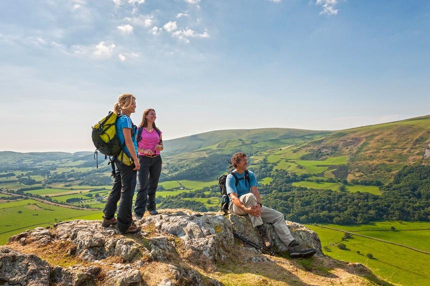 Snowdonia - Coastal Way wandelen