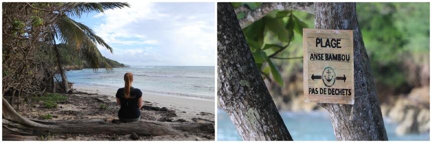 Guadeloupe heeft mooie stranden