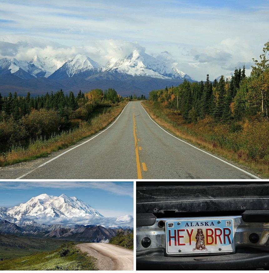 Alaska roadtrips