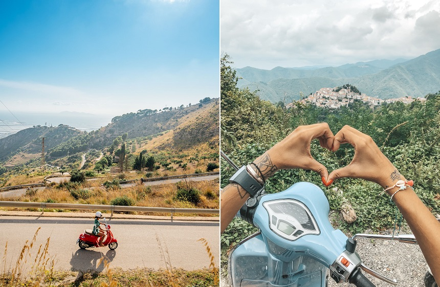 The Vespa Trip is echt bucketlist material - Sicilië / Toscane
