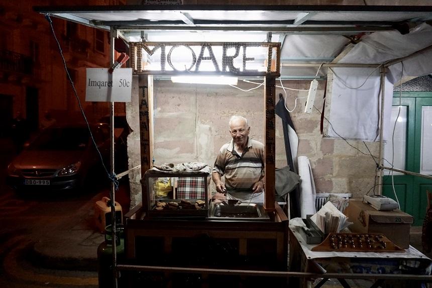 Maltees streetfood
