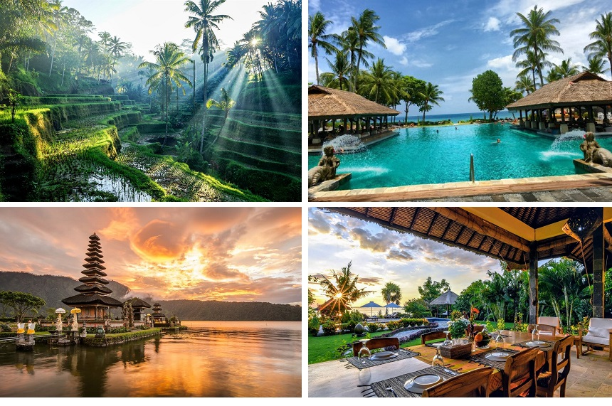 meivakantie Bali