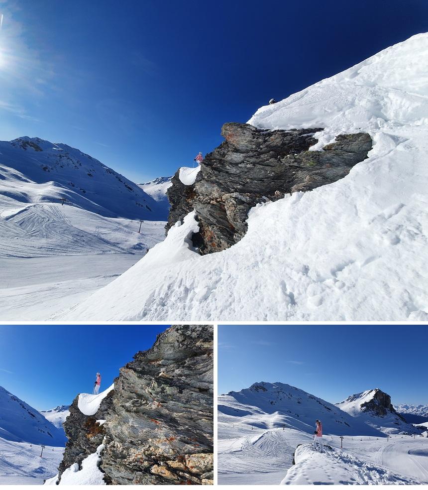 off-piste ski Frankrijk