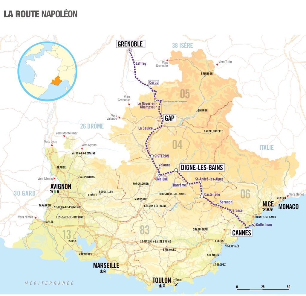 roadtrips Frankrijk