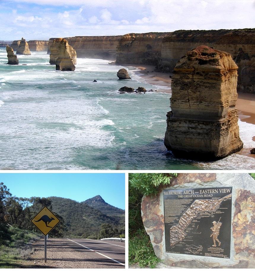 roadtrips in Australie