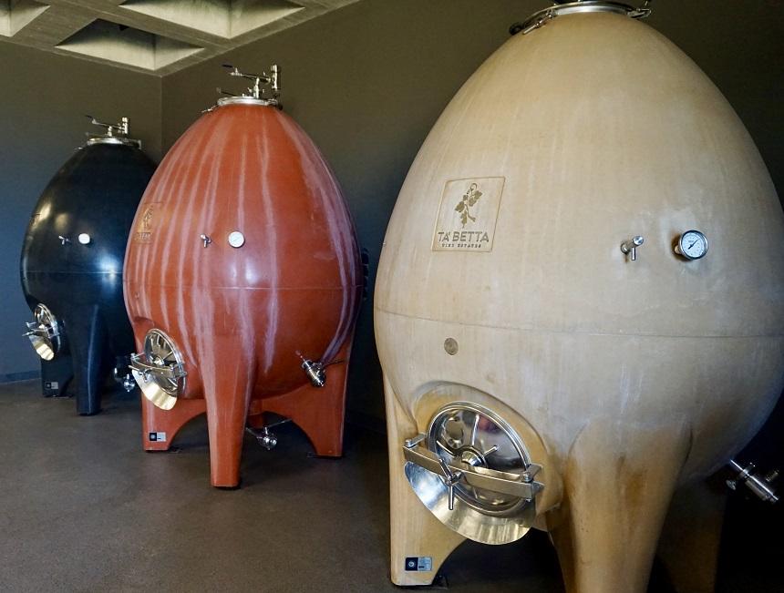 Ta Betta wine estate