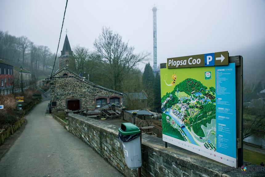 attractiepark Plopsa Coo