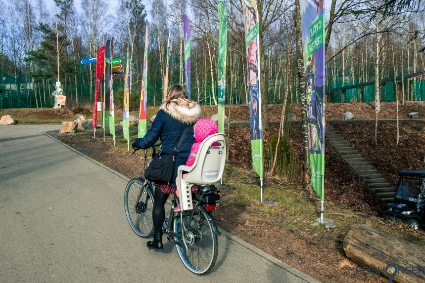 Center Parcs Les Ardennes fiets huren