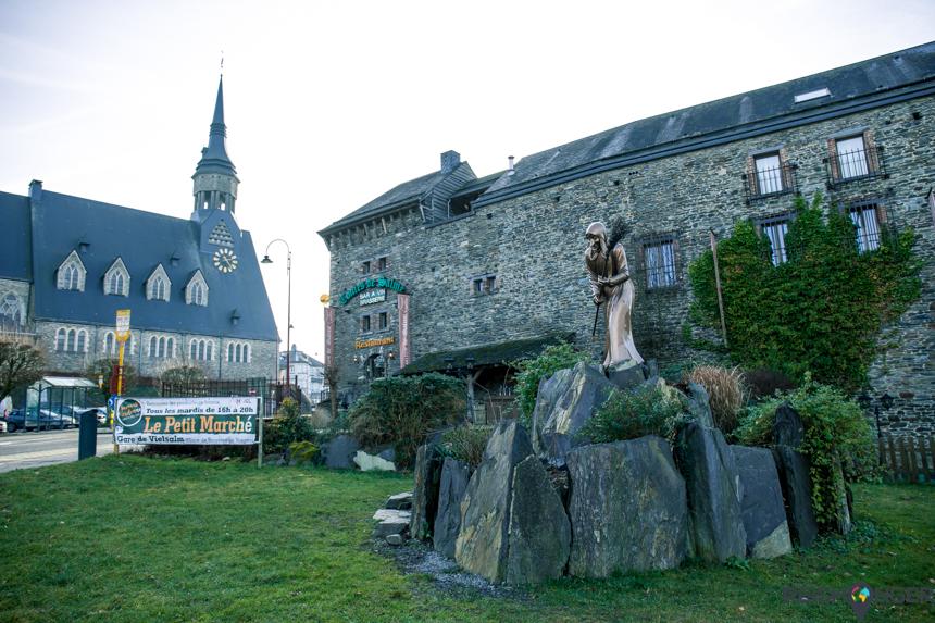 Natuur in België - de Ardennen