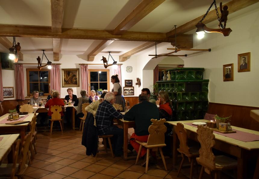 Restaurant Pfaffensteffl in Lenggries
