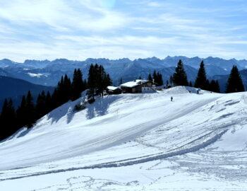 Genieten van de Alpen in Lenggries