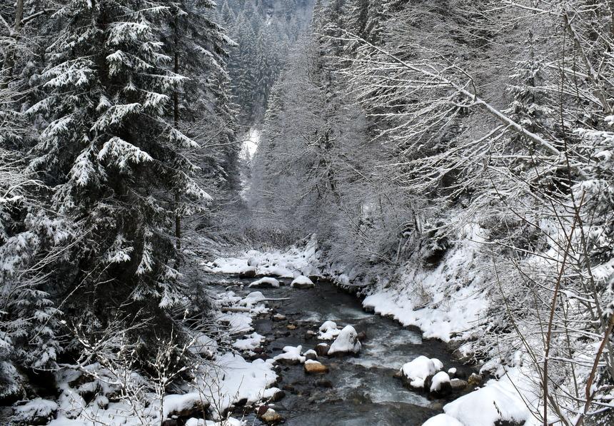 De Kundler Klamm wandeling in Wildschönau