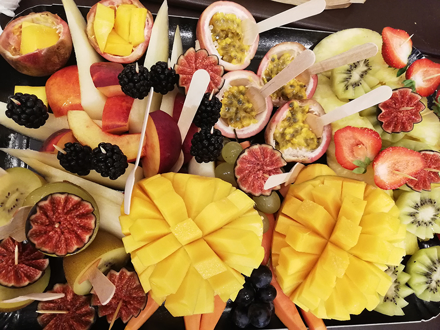 Botti di Fruits, Marche des Halles, Chambéry