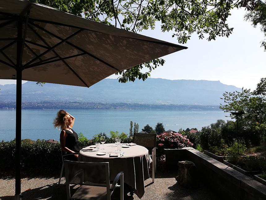 restaurant La Martine, Pierre Marin, Michelinster, Auvergne-Rhône-Alpes