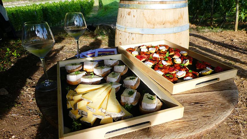 Domaine Xavier Jacqueline, Aix les Bains, wijnproeverij,