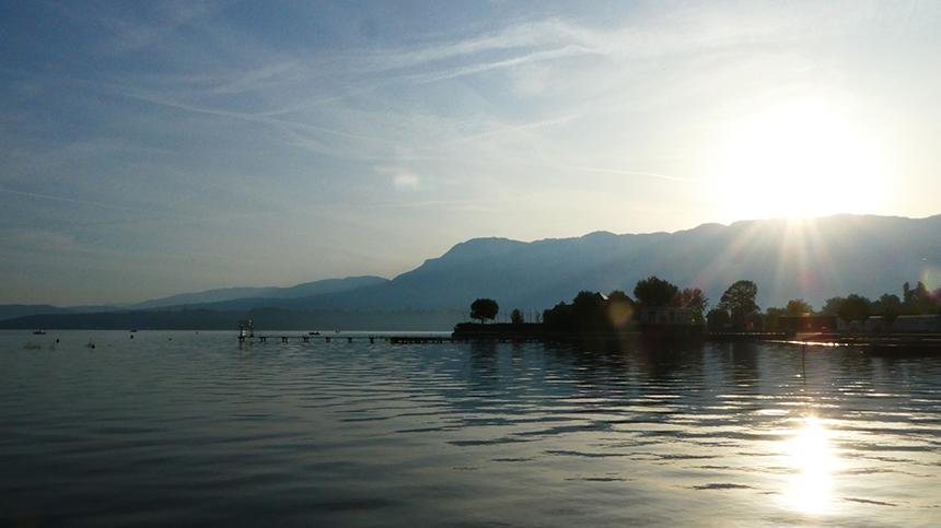 Lac du Bourget, Auvergne-Rhône-Alpes