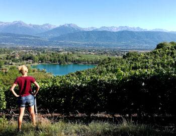 De ontdekking van Auvergne-Rhône-Alpes