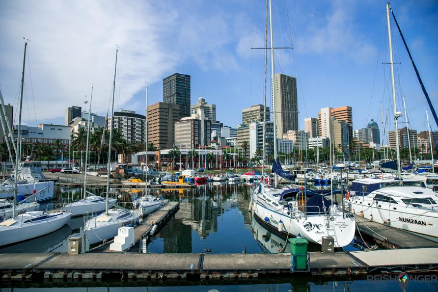 Wilson's Wharf Durban