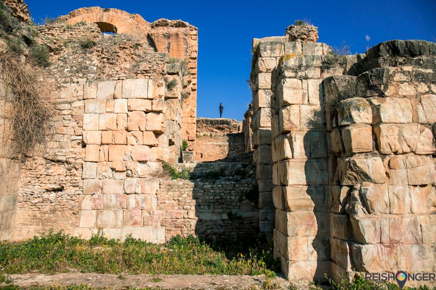 Bulla Regia, een van mijn favoriete ruïnes