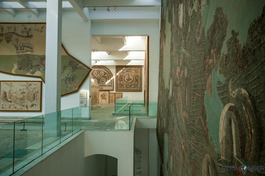Bardo Museum in de hoofdstad Tunis