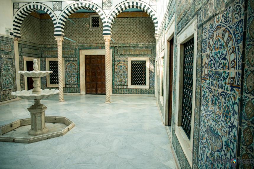 mozaïeken Bardo Museum