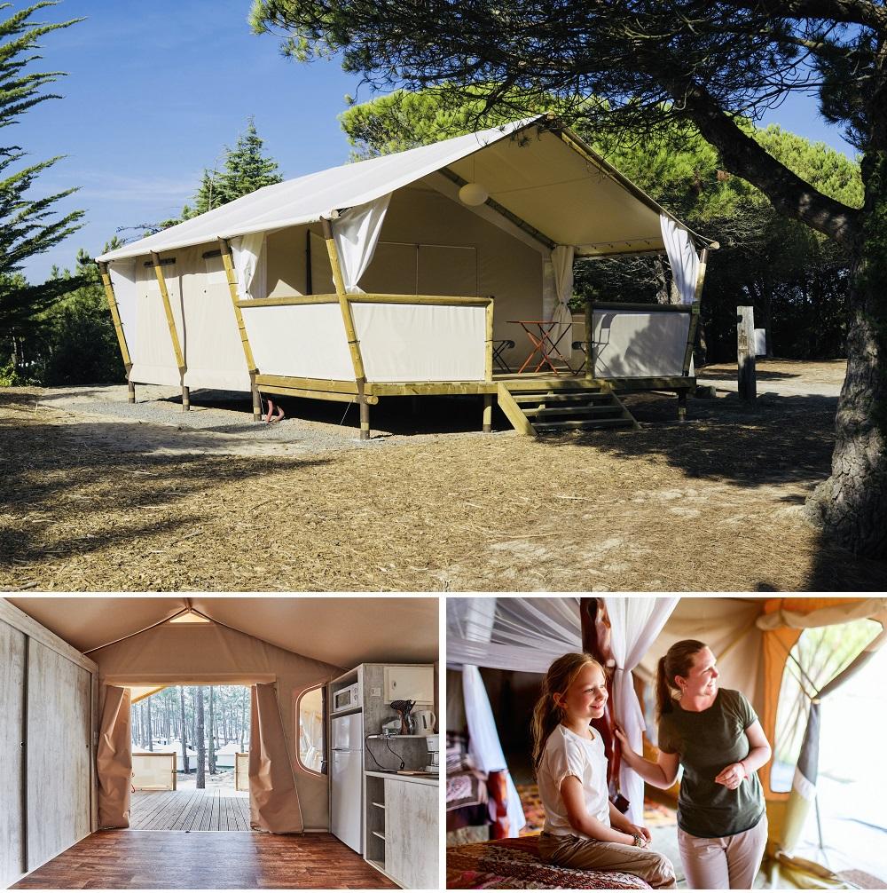 Biscarrosse Maasai Lodge