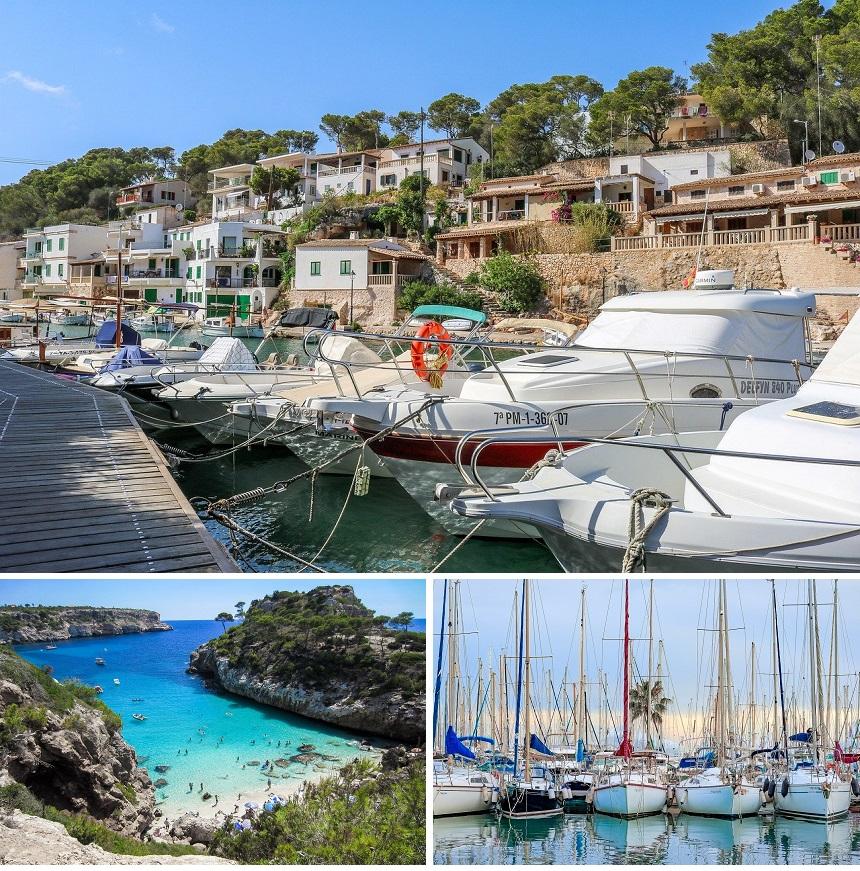 Mallorca vaarvakantie