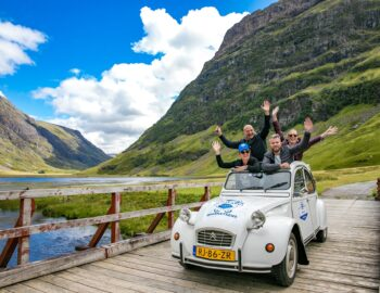 Scotland Rally de mooiste roadtrip van Europa