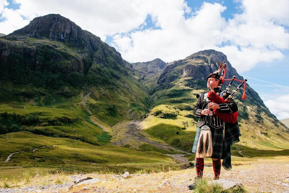 Route van The Scotland Rally