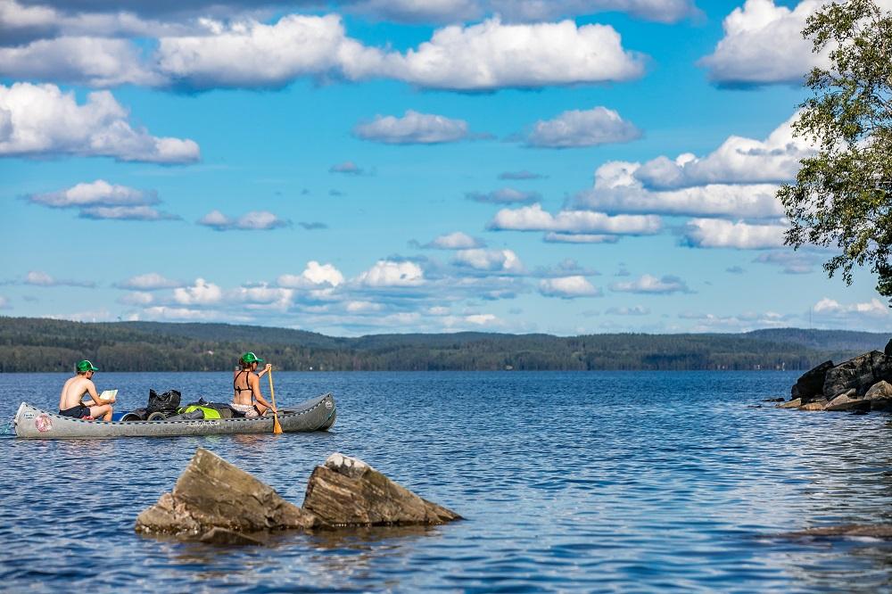 The Canoe Trip 2020