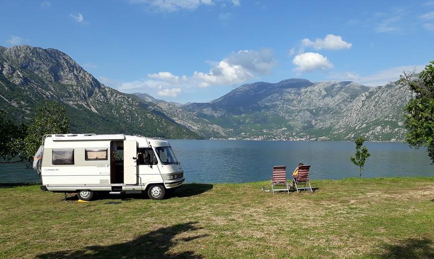 camper goboony montenegro