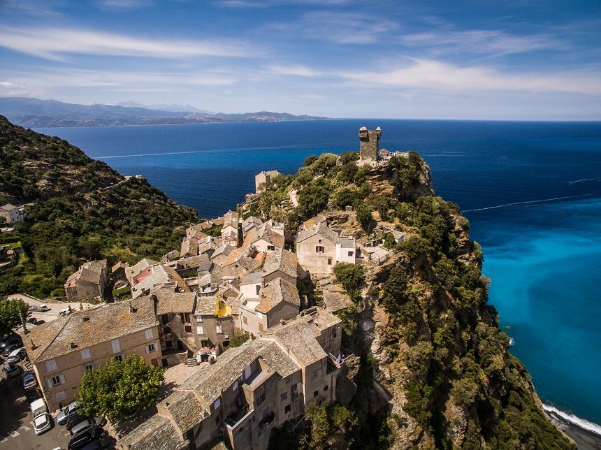 Frankrijk zomervakantie 2020 Corsica