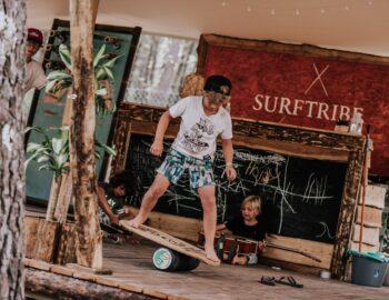 Surftribe surfvakantie in Frankrijk voor het hele gezin