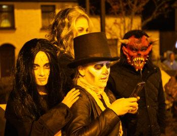 Griezelen tijdens Halloween in Ierland