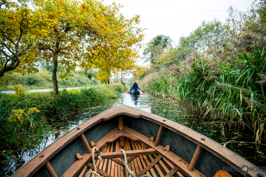 rondvaart Boyne Boats