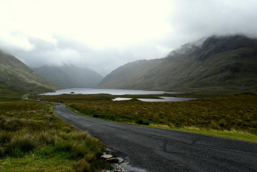 Het prachtige Connemara in Ierland