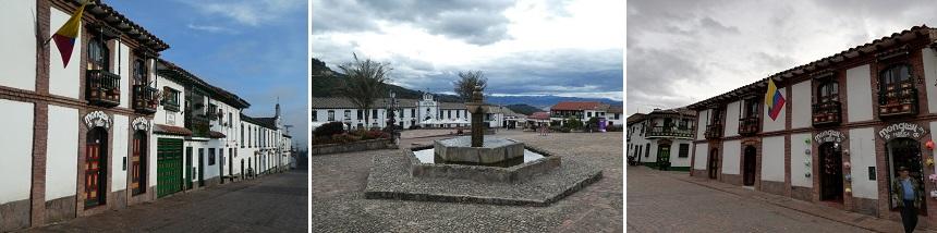 Monguí is niet alleen een heel pittoresk wit dorpje, het is ook nog hét ballendorp van Colombia