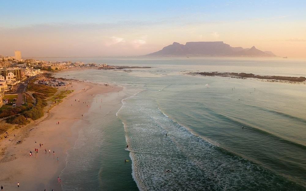 Tafelberg - 5 redenen waarom een groepsreis naar Zuid-Afrika bovenaan jouw bucketlist moet staan