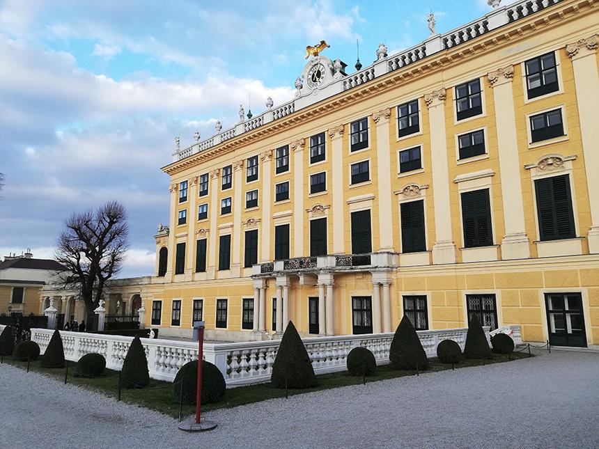 Paleis Schönbrunn, Tiergarten, keizerin Sissi, unesco werelderfgoed