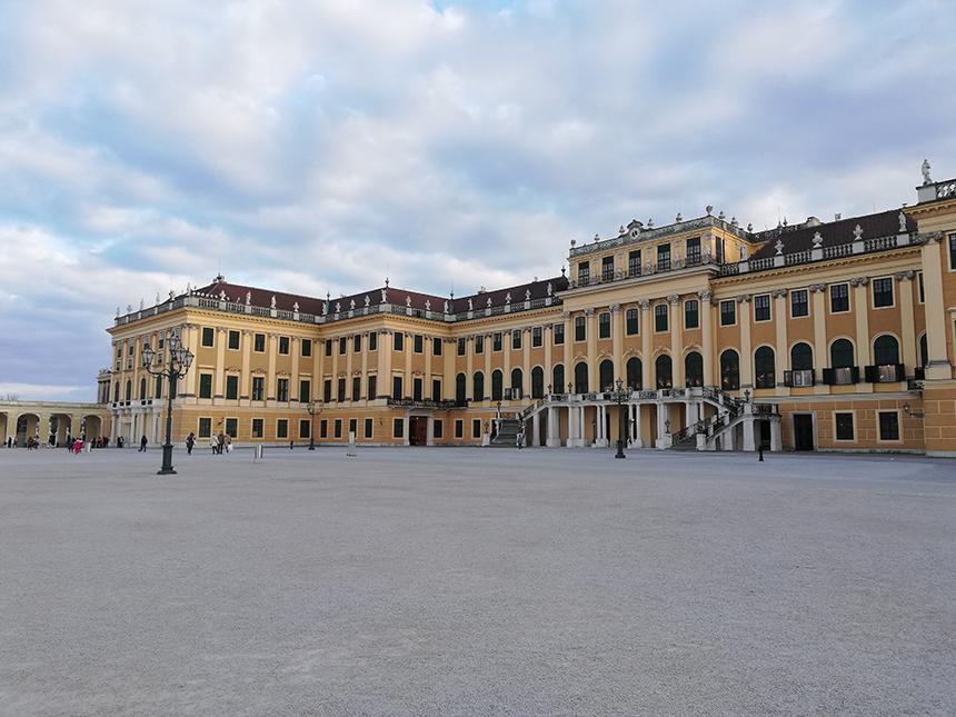 Paleis Schönbrunn, Tiergarten, Unesco Werelderfgoed, keizerin Sissi