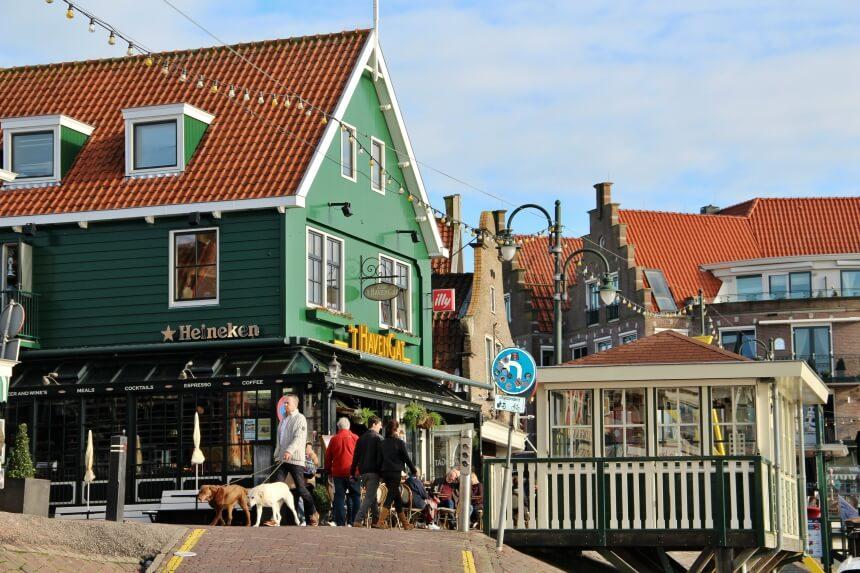 Dagje weg in Nederland? Denk dan eens aan Volendam