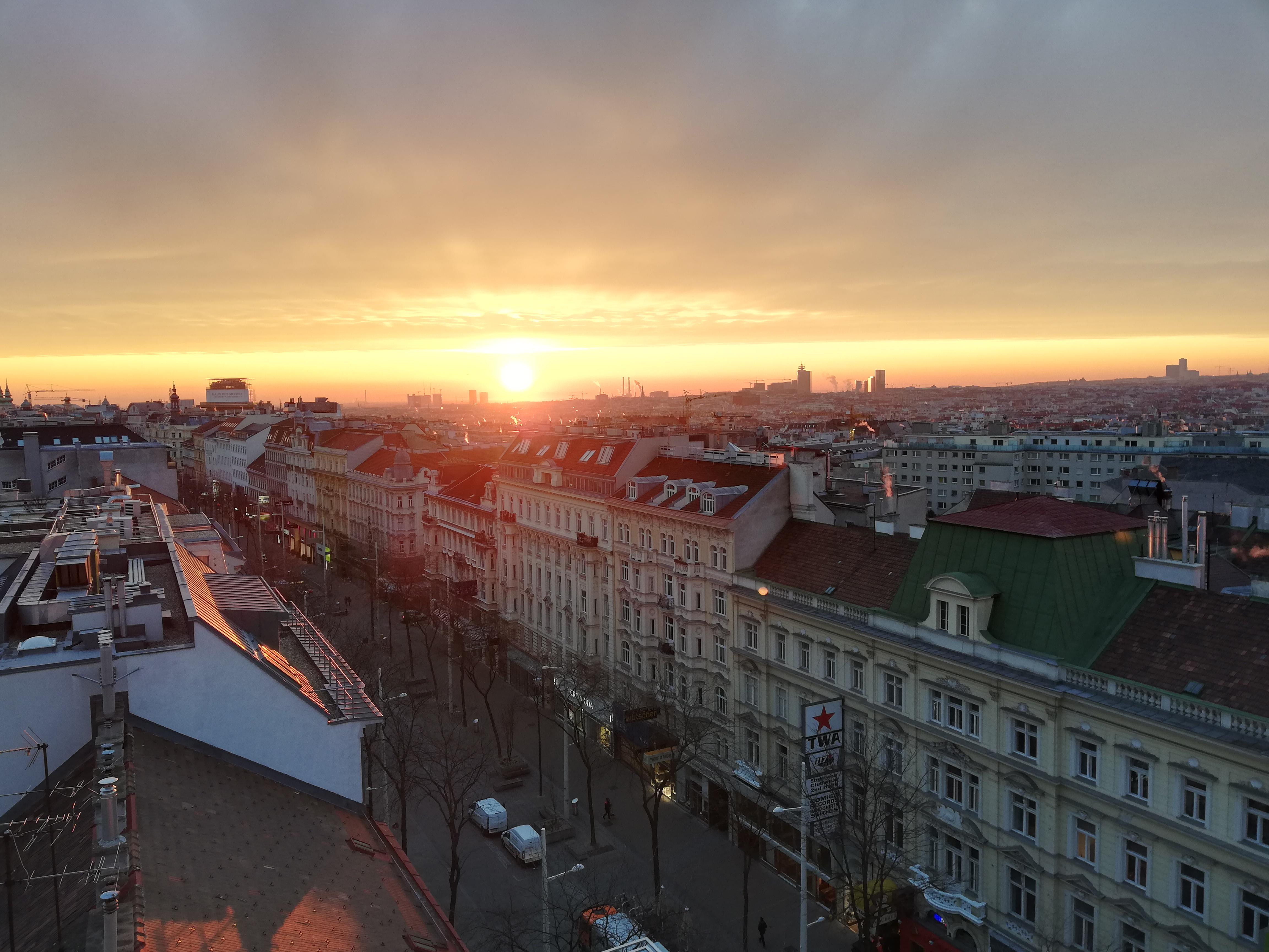 Wenen, Vienna