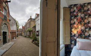 """Romantisch overnachten in een oud herenhuis bij logement """"De Spaerpot"""""""