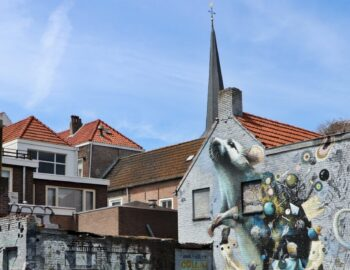 Street art in Breda: fietstocht langs de Blind Walls Gallery