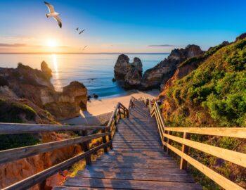Naar de Algarve tijdens corona