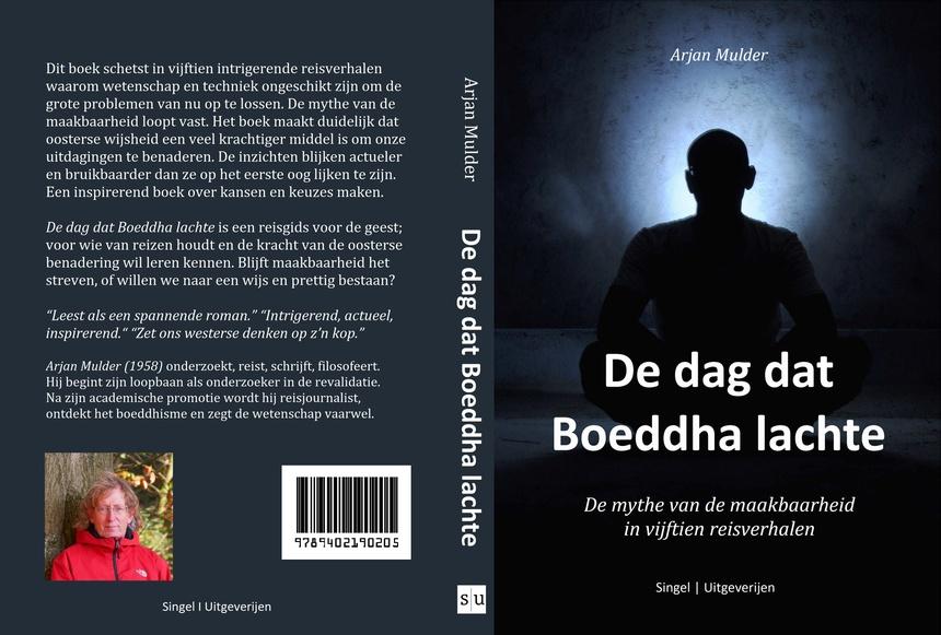 Het reisboek 'De dag dat Boeddha lachte' staat vol inspiratie om zelf ander te gaan kijken naar de wereld.