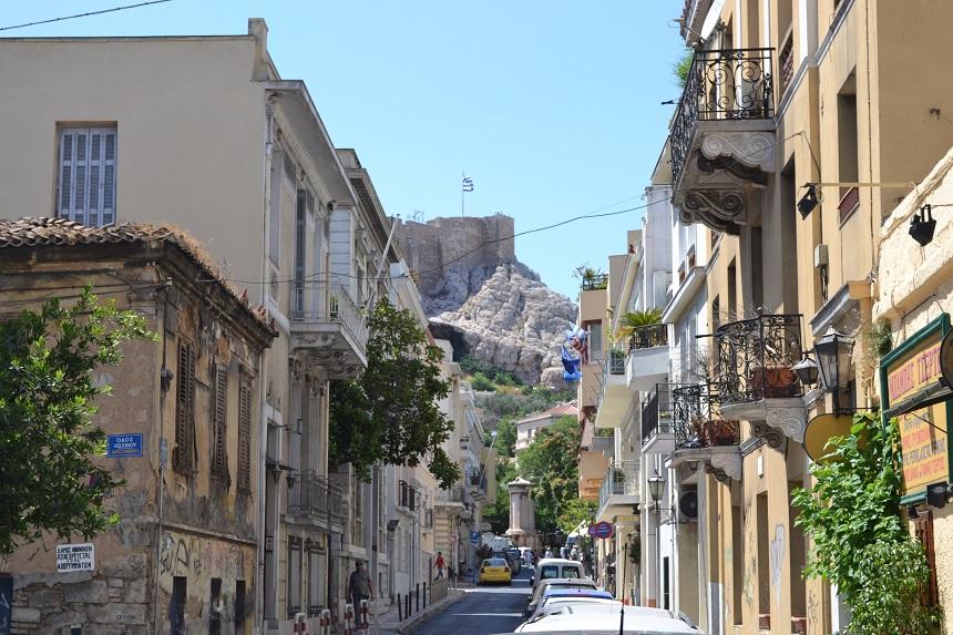 Zomervakantie Griekenland - Athene