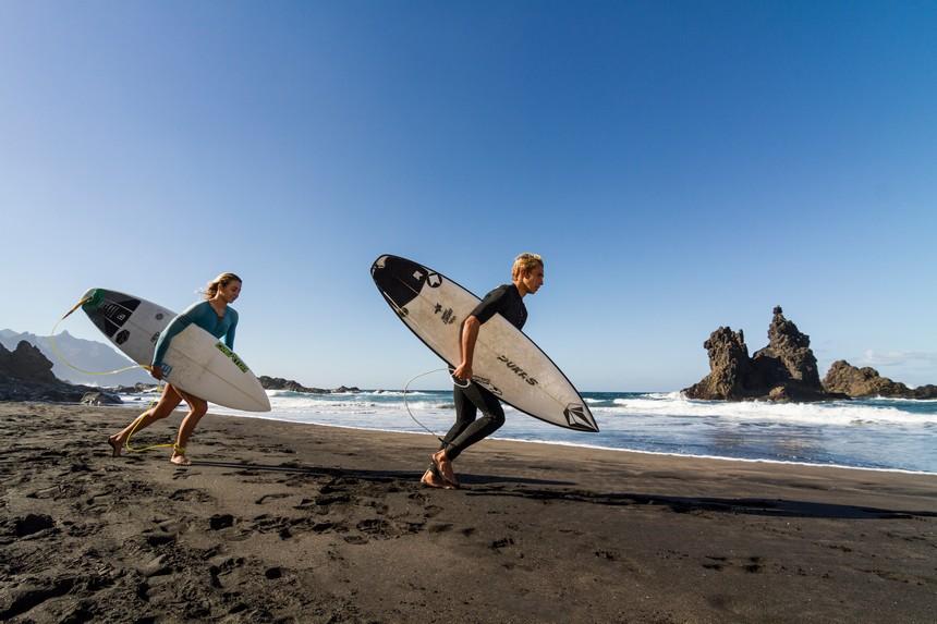 surf pakken tenerife