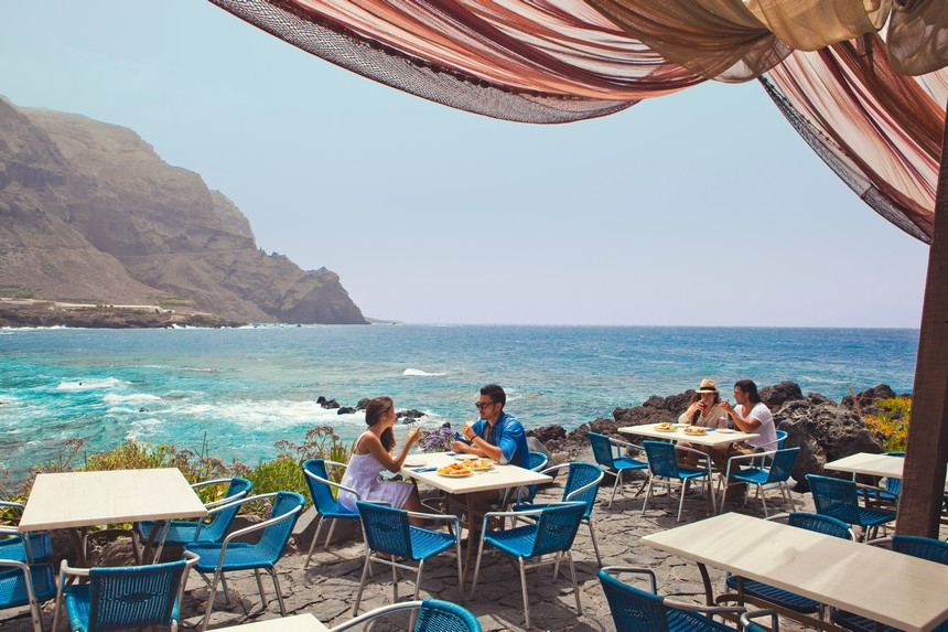 Tenerife start Dream now, travel later campagne