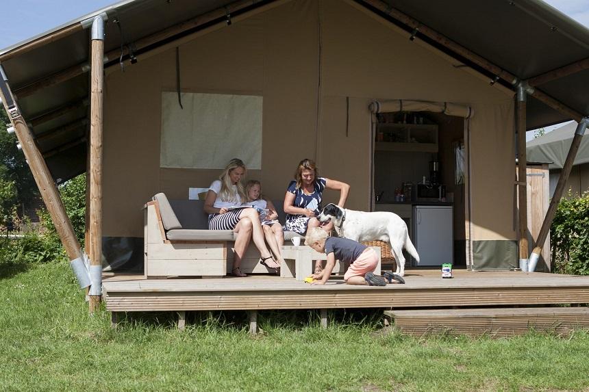 Camping Boshoek Nederland